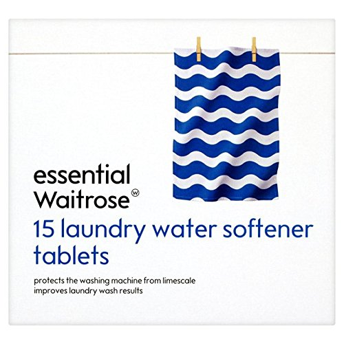 Ultima Water Softener Tablets essential Waitrose 15 x 15g