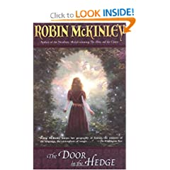 The Door in the Hedge by Robin McKinley