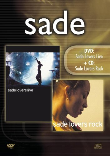 Sade(Lovers Rock/ Lovers Live) (DVD & CD)