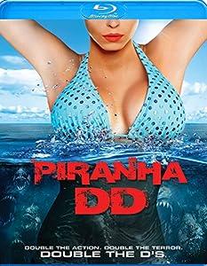 Piranha 3DD (3D Blu-ray + Blu-ray + DVD + Digital Copy)