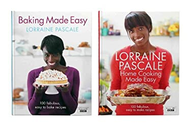 Lorraine Pascale's Baking and Home Cooking Made Easy by