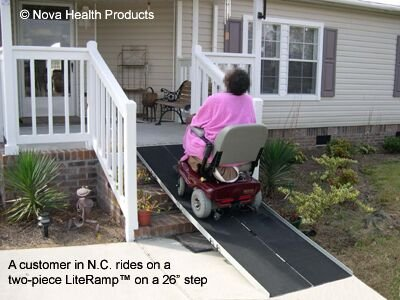 Home Wheelchair Ramps 3743