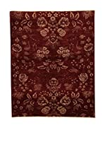 Design Community By Loomier Alfombra Oz Ziegler Mirage (Rojo)