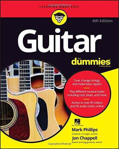 Guitar For Dummies (For Dummies (Sports & Hobbies))
