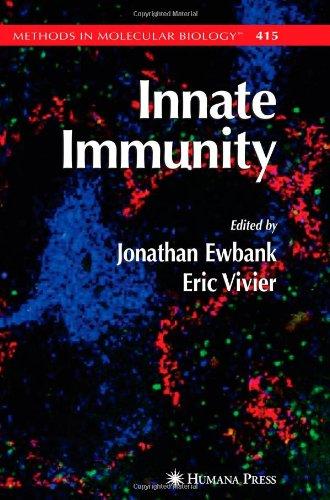 Innate Immunity (Methods In Molecular Biology)