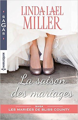 Les Mariées de Bliss County T3 : La saison des mariages de Linda Laël Miller 51JWjl-8eGL._SX323_BO1,204,203,200_