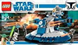 51JWm49avHL. SL160  LEGO Star Wars Armored Assault Tank (AAT) (8018)