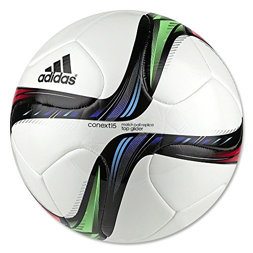 4383f15c adidas Performance Conext15 Top Glider Soccer Ball, - Import It All