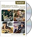 TCM Greatest Classic Films Collection: War - Battlefront Asia (Bataan / Back to Bataan / The Green Berets / Destination Tokyo)