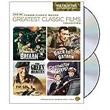 TCM Greatest Classic Films Collection: War - Battlefront Asia (Bataan / Back to Bataan / The Green Berets / Destination Tokyo) ~ Robert Taylor