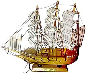 BHARAT HAAT Bharat Haat Ship Decorative Collectible