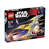 LEGO Star Wars 7660: Naboo N-1 Starfighter and Vulture Droid