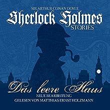 Das Leere Haus (Sherlock Holmes Stories) Hörbuch von Arthur Conan Doyle Gesprochen von: Matthias Ernst Holzmann