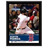 Dustin Pedroia Boston Red Sox 2013 MLB World Series Champions 10'' x 13'' Sublimated Player Plaque