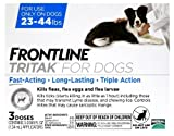 Frontline Tritak for Dogs, 23-44 lbs 3 Month Supply
