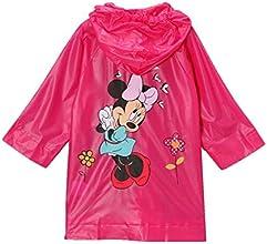 Disney Minnie Mouse Slicker MMR312569ST in Fushia