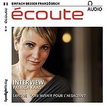 Écoute audio - Interview Patricia Kaas. 5/2017: Französisch lernen Audio - Interview mit Patricia Kaas Hörbuch von  div. Gesprochen von:  div.