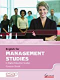Tony Corballis English for Management in Higher Education Studies: Course Book and Audio CDs (English for Specific Academic Purposes): 1