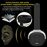 Bluetooth-Headphones-Fuleadture-Wireless-V41-NFC-Stereo-Sport-Over-Ear-Headphone-Headset-with-Pedometer-Earphone-Hands-Free-Calling-with-Mic-for-iPhone-Samsung-PC-All-Bluetooth-Enabled-Devices