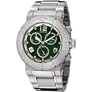 Invicta Men's 6875 Reserve Ocean Reef Collection Chronograph Stainless Steel Watch