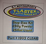 Plastex Shop Kit, Clear