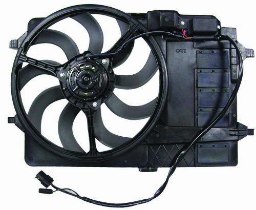 Depo 382-55001-100 Radiator Fan Assembly from Depo