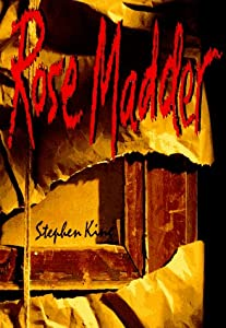 Cover of &quot;Rose Madder&quot;