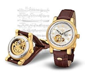 "Kronsegler Limit. Edition ""Johann Sebastian Bach"" golden-silver"