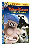 Wallace and Gromit: The Curse of the Were-Rabbit - Limited Edition Packaging (Exclusive to Amazon.co.uk) [DVD]