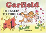 "Licensed to Thrill: ""Garfield's Guide to Romance"", ""Garfield's Guide to the Seasons"" (Garfield 2-in-1 theme books) (1841611921) by Davis, Jim"