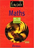 echange, troc Bontemps Guy - Maths term s spec fractale 2002