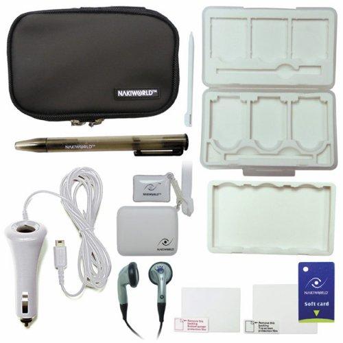Naki-Nintendo DS Lite Travel Kit