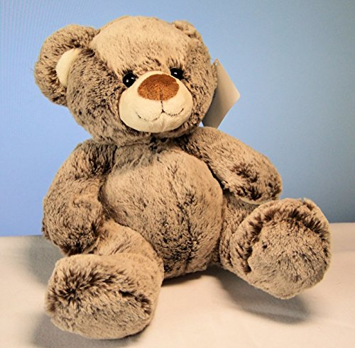 Teddybär Bär braun 25 cm sitzend Teddy Kuschelbär