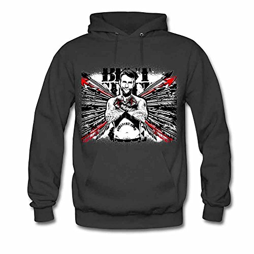 Tough Guy with Arrows Hooded Sweatshirt Women's Hoodies XXL