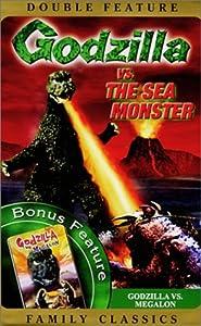 Amazon.com: Godzilla vs. The Sea Monster/Godzilla vs ...