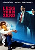 Less Than Zero (Widescreen) [Import]