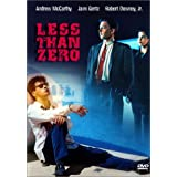Less Than Zero ~ Andrew McCarthy