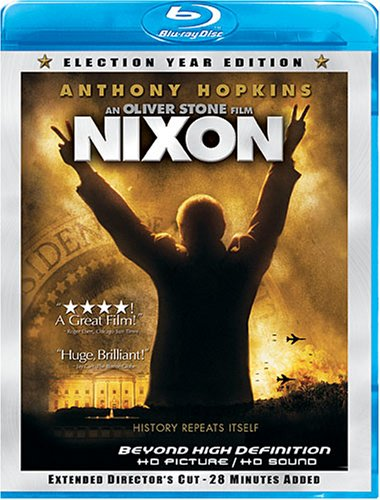 Cover art for  Nixon (Election Year Edition) [Blu-ray]
