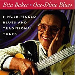 Album One Dime Blues by Etta Baker