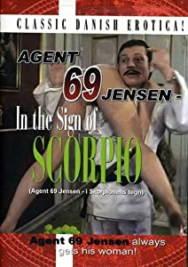 NEW Agent 69 Jensen-in The Signof (DVD)
