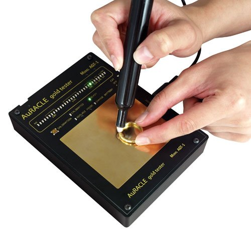 Gemoro Auracle Electronic Gold And Platinum Tester Agt1