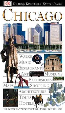 Eyewitness Travel Guide to Chicago