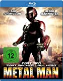Image de Metal Man: Part Man-Part Machine-All Hero [Blu-ray] [Import allemand]