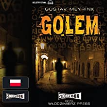 Golem Audiobook by Gustav Meyrink Narrated by Wlodzimierz Press