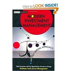 Modern Investment Management