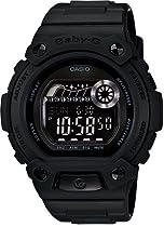 Casio Baby-G Blackout Tide Graph Watch BLX100-1F