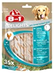 8in1 Delights Twist Dental Sticks, 35...