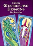Twelve Wizards and Dragons Bookmarks
