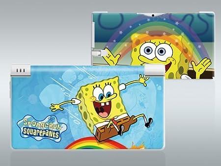 Sponge Bob Nintendo DSi Skin