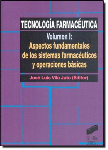 TECNOLOGIA FARMACEUTICA 1